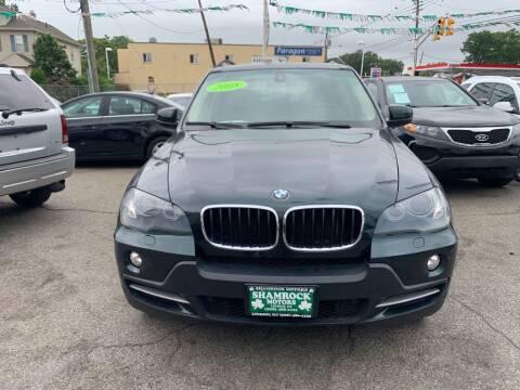 2008 BMW X5 for sale at Park Avenue Auto Lot Inc in Linden NJ