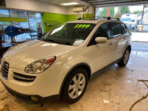 2006 Subaru B9 Tribeca for sale at Ginters Auto Sales in Camp Hill PA