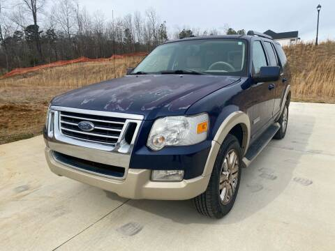 2007 Ford Explorer for sale at El Camino Auto Sales in Sugar Hill GA