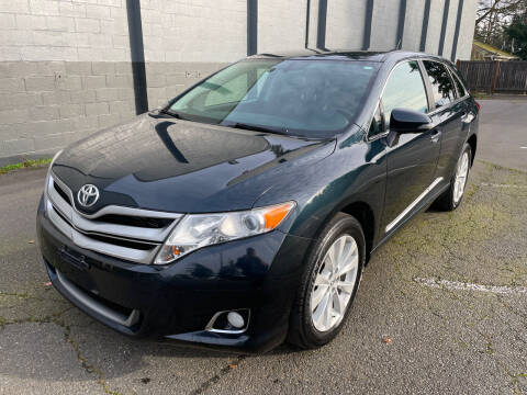 2015 Toyota Venza for sale at APX Auto Brokers in Lynnwood WA