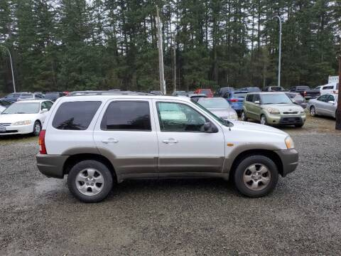 2001 Mazda Tribute for sale at WILSON MOTORS in Spanaway WA