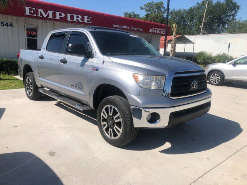 2012 Toyota Tundra for sale at Empire Automotive Group Inc. in Orlando FL