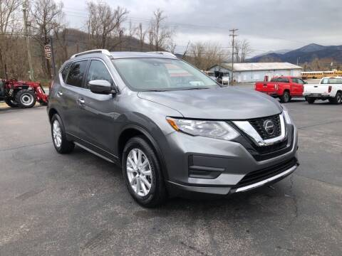 2020 Nissan Rogue for sale at KNK AUTOMOTIVE in Erwin TN