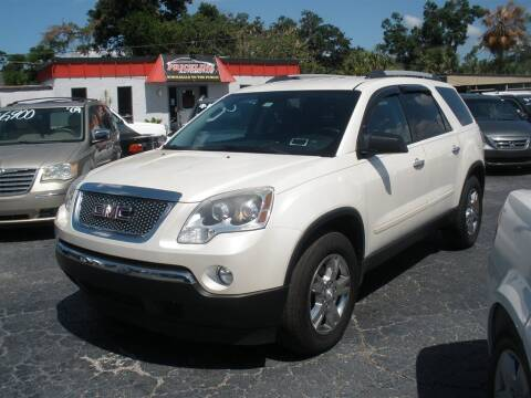 2012 GMC Acadia for sale at Priceline Automotive in Tampa FL