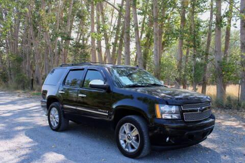 2009 Chevrolet Tahoe for sale at Northwest Premier Auto Sales in West Richland WA