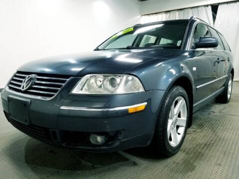 2004 Volkswagen Passat for sale at NW Automotive Group in Cincinnati OH