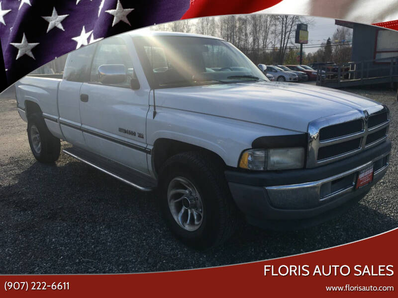 1997 Dodge Ram Pickup 1500 for sale at FLORIS AUTO SALES in Anchorage AK