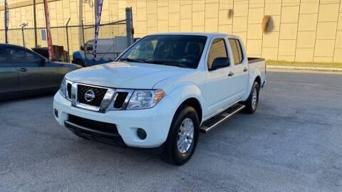 2019 Nissan Frontier for sale at Nelivan Auto in Orlando FL