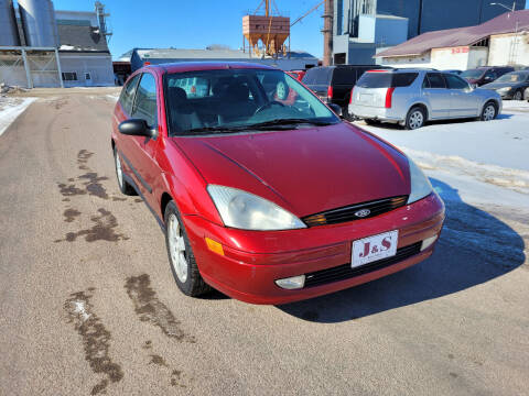 2001 Ford Focus for sale at J & S Auto Sales in Thompson ND