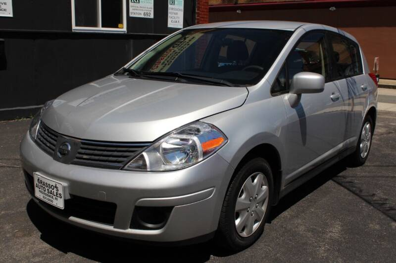 2009 Nissan Versa for sale at Grasso's Auto Sales in Providence RI