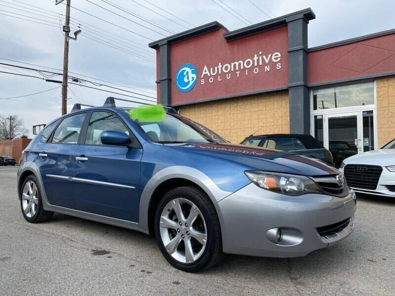 2010 Subaru Impreza for sale at Automotive Solutions in Louisville KY