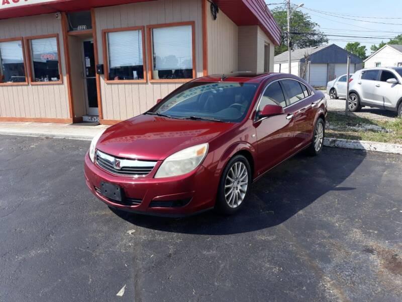 2009 Saturn Aura for sale at Flag Motors in Columbus OH