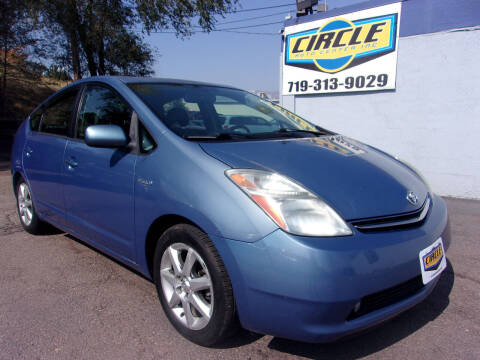 2008 Toyota Prius for sale at Circle Auto Center in Colorado Springs CO
