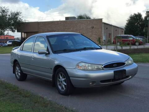 2000 Ford Contour for sale at Loco Motors in La Porte TX