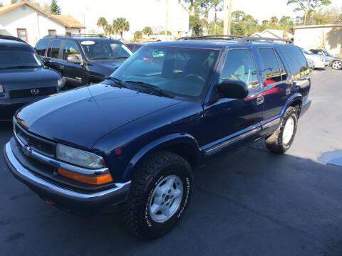 2001 Chevrolet Blazer for sale at Riviera Auto Sales South in Daytona Beach FL