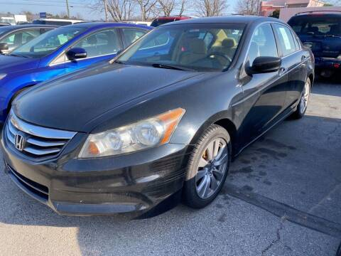 2012 Honda Accord for sale at Lakeshore Auto Wholesalers in Amherst OH