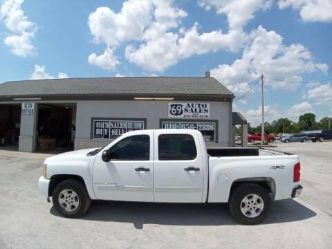 2009 Chevrolet Silverado 1500 for sale at 69 Auto Sales LLC in Excelsior Springs MO