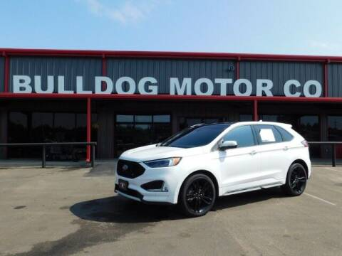 2020 Ford Edge for sale at Bulldog Motor Company in Borger TX