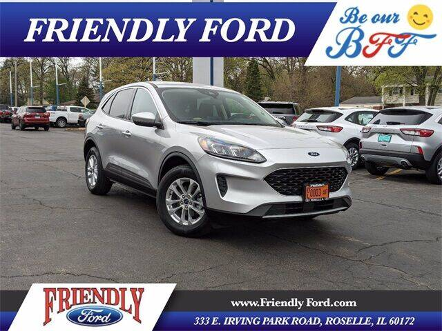 2020 Ford Escape for sale in Roselle, IL