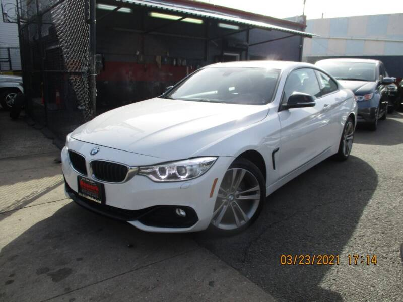 2014 BMW 4 Series for sale at Newark Auto Sports Co. in Newark NJ