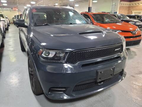 2018 Dodge Durango for sale at AW Auto & Truck Wholesalers  Inc. in Hasbrouck Heights NJ