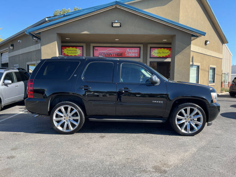 2011 Chevrolet Tahoe for sale at Advantage Auto Sales in Garden City ID
