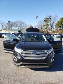 2017 Ford Edge for sale at Morristown Auto Sales in Morristown TN