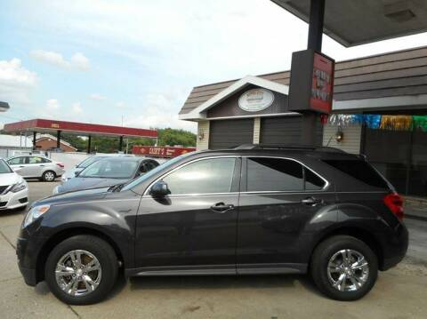 2015 Chevrolet Equinox for sale at River City Auto Center LLC in Chester IL