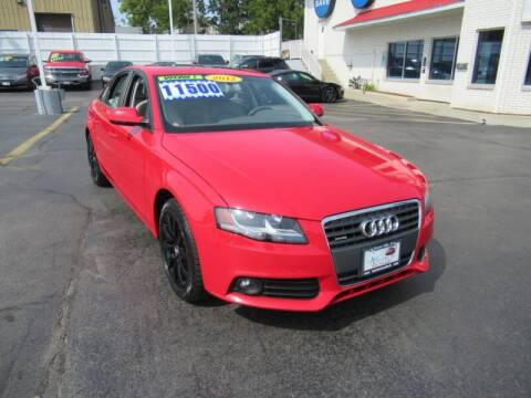 2012 Audi A4 for sale at Auto Land Inc in Crest Hill IL