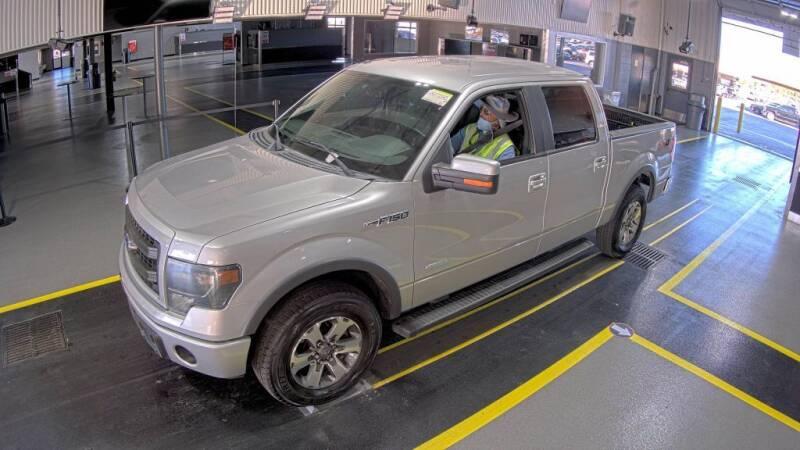 2014 Ford F-150 for sale at HERMANOS SANCHEZ AUTO SALES LLC in Dallas TX