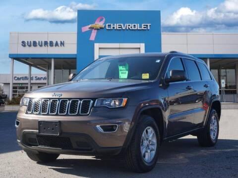 2017 Jeep Grand Cherokee for sale at Suburban Chevrolet of Ann Arbor in Ann Arbor MI