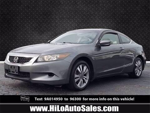 2009 Honda Accord for sale at Hi-Lo Auto Sales in Frederick MD