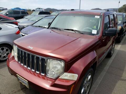 2008 Jeep Liberty for sale at SoCal Auto Auction in Ontario CA