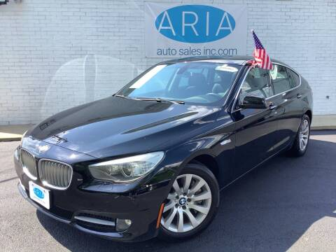 2010 BMW 5 Series for sale at ARIA  AUTO  SALES - ARIA AUTO SALES INC.COM in Raleigh NC