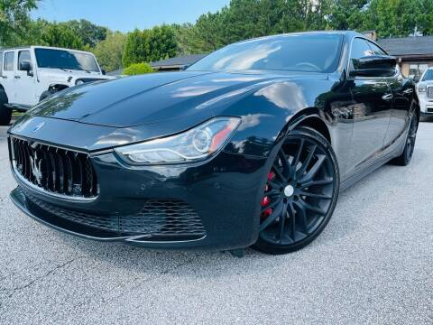 2014 Maserati Ghibli for sale at Classic Luxury Motors in Buford GA