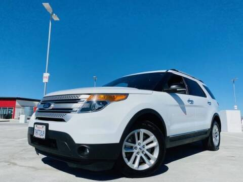 2015 Ford Explorer for sale at Wholesale Auto Plaza Inc. in San Jose CA