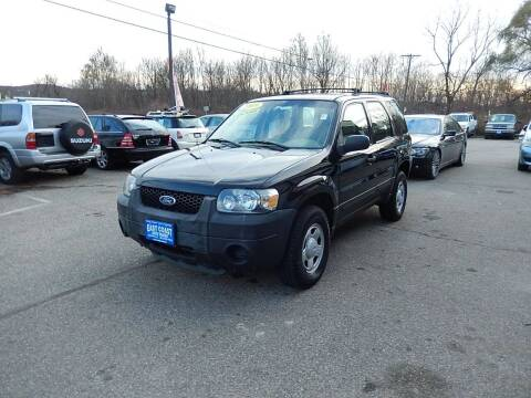 2005 Ford Escape for sale at East Coast Auto Trader in Wantage NJ