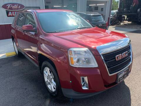 2011 GMC Terrain for sale at PETE'S AUTO SALES LLC - Dayton in Dayton OH