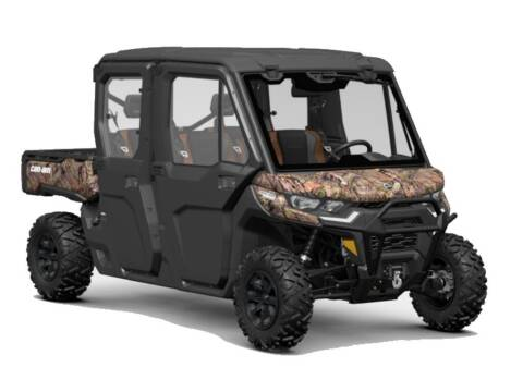 2021 Can-Am Defender MAX Limited HD10 Moss for sale at Lipscomb Powersports in Wichita Falls TX