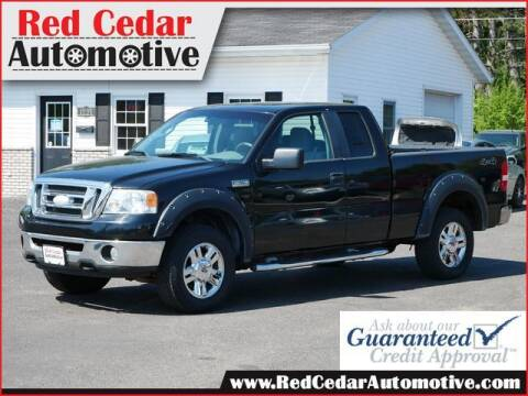2007 Ford F-150 for sale at Red Cedar Automotive in Menomonie WI