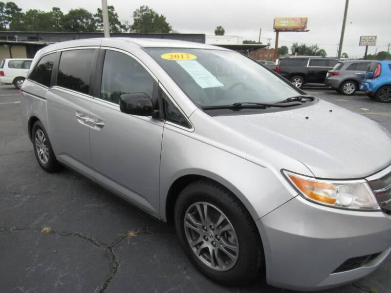 2012 Honda Odyssey for sale at Maluda Auto Sales in Valdosta GA