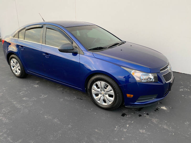 2012 Chevrolet Cruze for sale at Westport Auto in Saint Louis MO