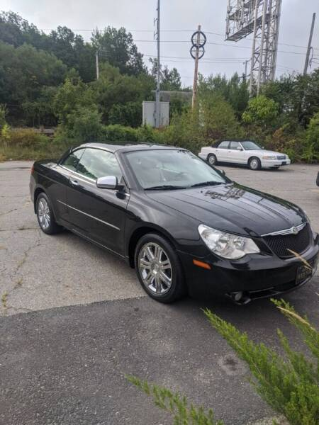 2008 Chrysler Sebring Limited 2dr Convertible - Fitchburg MA