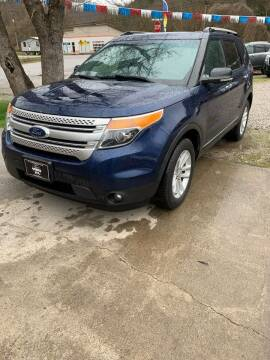 2012 Ford Explorer for sale at Day Family Auto Sales in Wooton KY