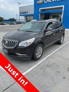 2014 Buick Enclave for sale at Midway Auto Outlet in Kearney NE