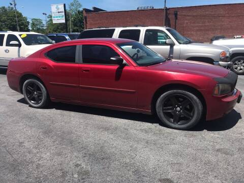 2007 Dodge Charger for sale at Blue Bird Motors in Crossville TN