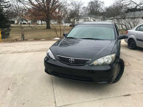 2006 Toyota Camry for sale at 3M AUTO GROUP in Elkhart IN