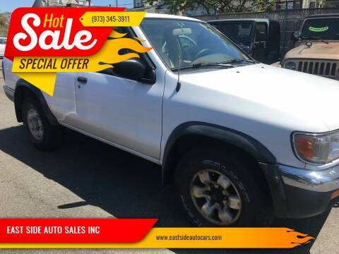 1997 Nissan Pathfinder for sale at EAST SIDE AUTO SALES INC in Paterson NJ