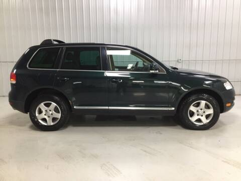 2004 Volkswagen Touareg for sale at Elhart Automotive Campus in Holland MI