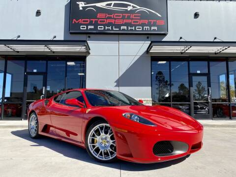 2006 Ferrari F430 for sale at Exotic Motorsports of Oklahoma in Edmond OK